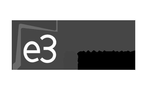 e3 logo clientes libra producciones